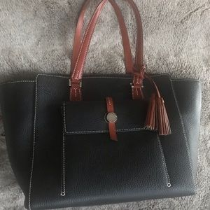 Dooney and Bourke travel tote